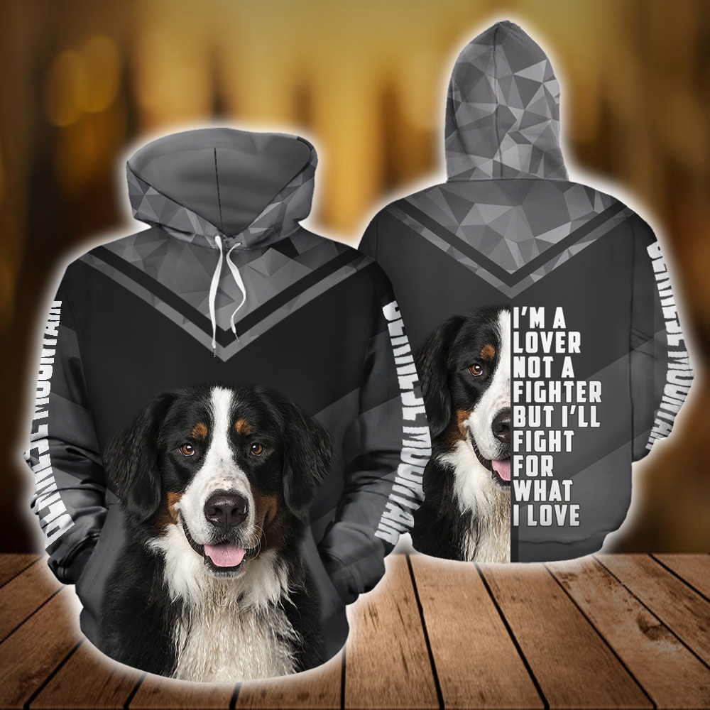 Bernese Mountain Dog 3D All Over Printed Hoodie AM150805