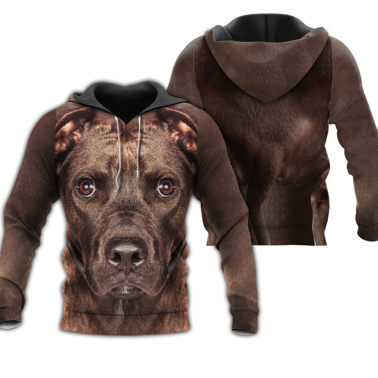 Love Dog 3D All Over Printed Shirts