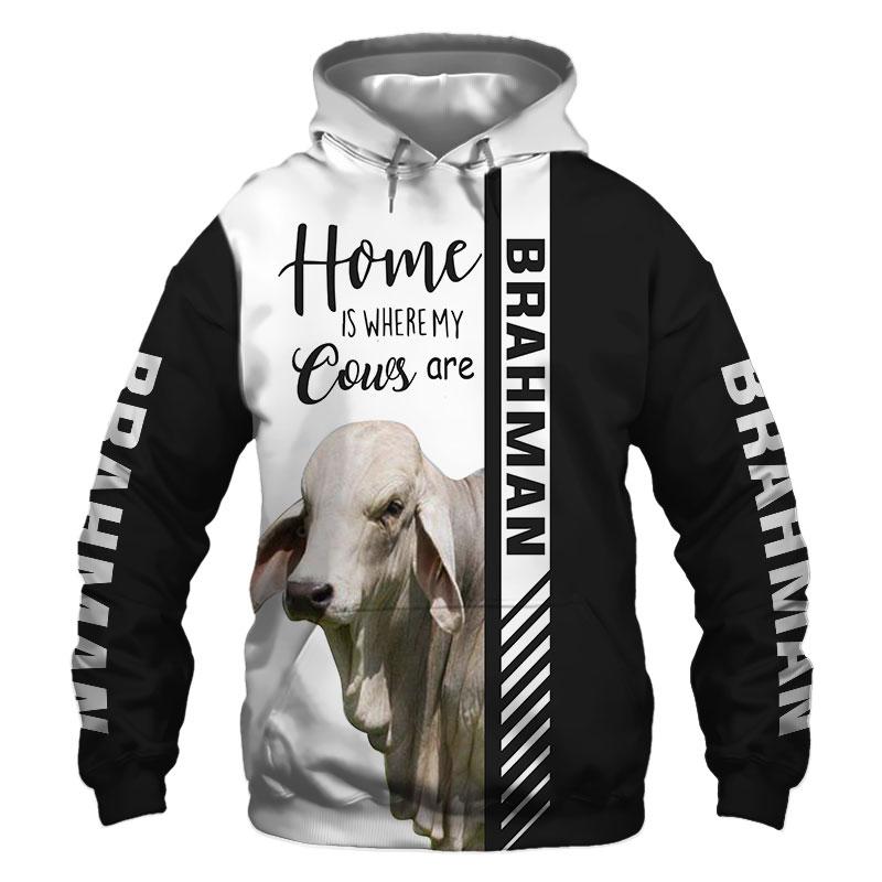 Brahman (cattle) Hoodie, Sweatshirt, TShirt, Jacket